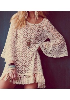 Robe hippie chic Santocha